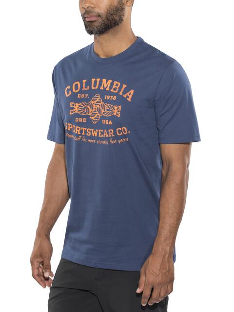 Columbia Rough N' Rocky - T-shirt manches courtes Homme - gris